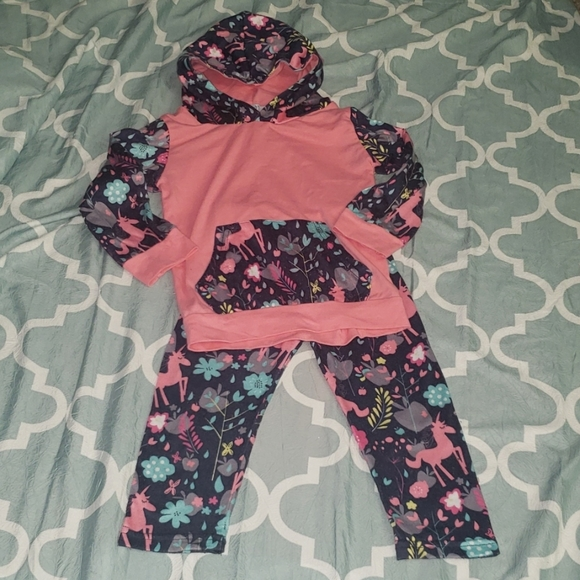 Canis Other - Canis Boutique Toddler Fairytale Unicorn Outift